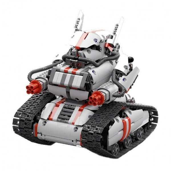 Mi Robot Builder (Rover)