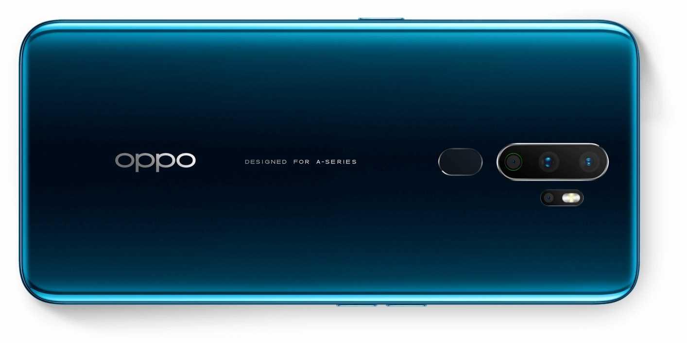 هاتف OPPO A9 2020 يأخذ كل شيء إلى بعد آخر، بالإضافة إلى مجموعة متنوعة من التدرجات اللونية المستوحاة من الطبيعة، تم تصميم هيكلها المريح ثلاثي الأبعاد للحصول على قبضة أفضل ومظهر مرئي أنحف.