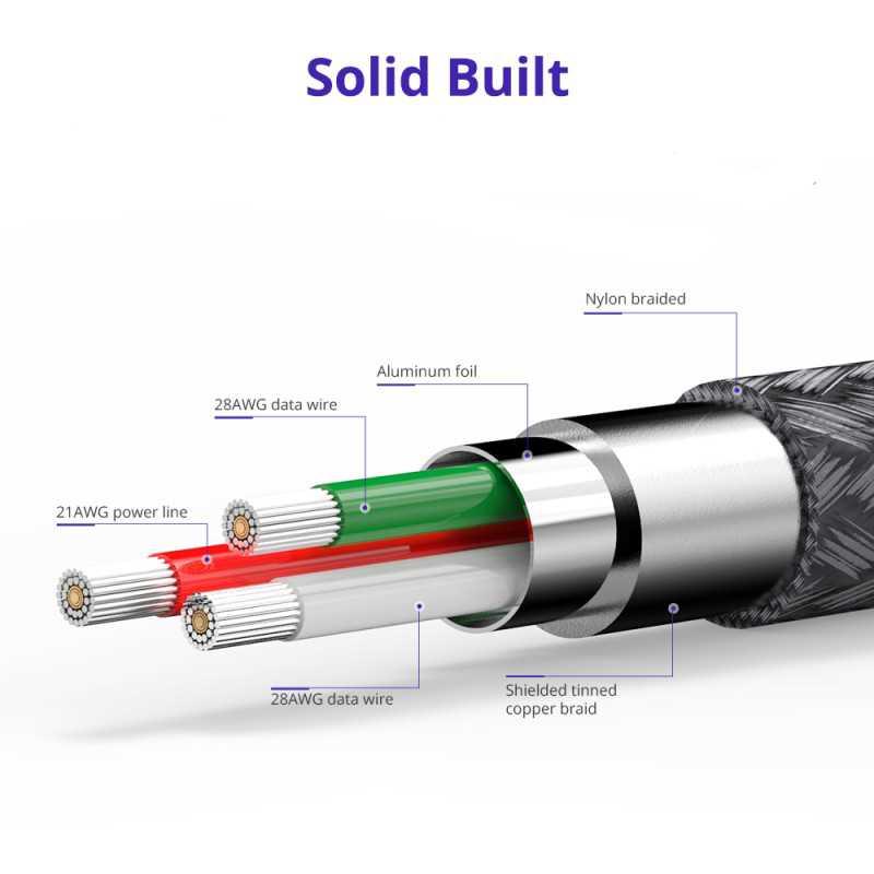 بنية صلبة: تضمن المواد المتميزة والقوية إلى جانب تقنية الحماية الثلاثية أداءً طويل الأمد.