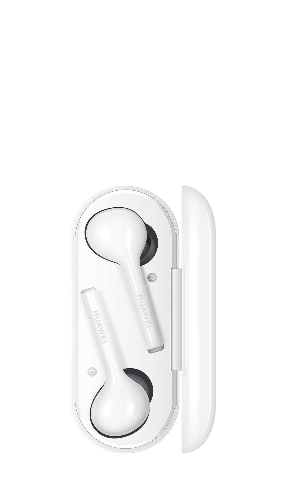 تجربة لاسلكية حقيقية بعد إقران بسيط مع بلوتوث ® ، سوف تتصلان تلقائيًا بمجرد فتح الجراب؛ يمكنك الاستماع إلى الموسيقى أو إجراء مكالمات هاتفية عند ارتدائهما.