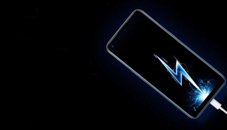 بطارية ضخمة بسعة 5000 ميللي أمبير بشحن سريع بقوة W18 هل تستمتع بإسخدام هاتفك؟ لا تقلق، سيتم إعادة شحن OPPO A53 في وقت سريع.