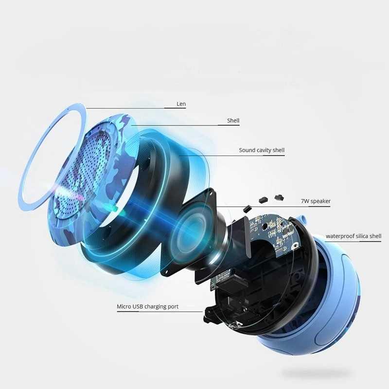 يوفر الصوت الرقمي المتقدم وتقليل الضوضاء والهيكل الخالي من السماعات اللاسلكية جودة صوت ممتازة مع صوت جهير مثالي.