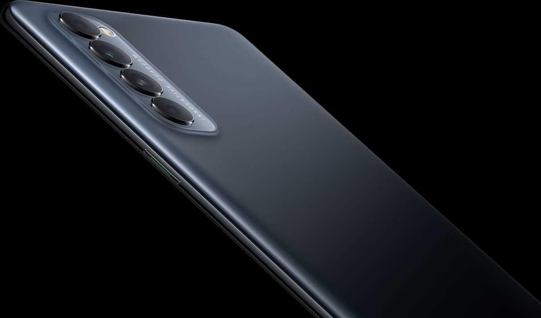 يعتبر هاتف Reno4 Pro غير مرئي تقريبًا من الجانب، ويكاد يكون غير محسوس في جيبك أو محفظتك، أنحل مما تعتقد وأخف مما تشعر به.