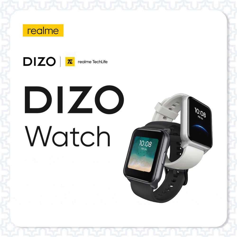 شركة Realme تعلن اطلاق أول منتج من Dizo قريباً